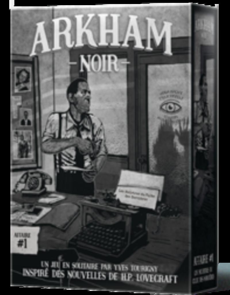Edge Entertainment Arkham Noir: Affaire #1: Les Meurtres Du Culte Des Sorcières (FR) (commande spéciale)