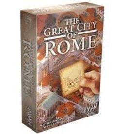Z-Man Games, Inc. The Great City Of Rome (EN) (commande spéciale)