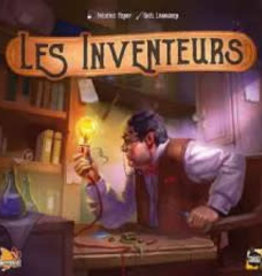 Asmodee Les Inventeurs (FR) (commande spéciale)