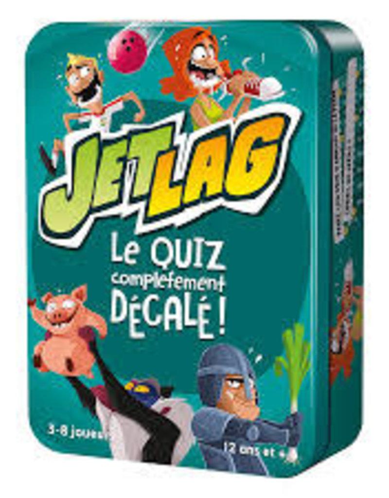 Cocktail Games Jetlag (FR) (commande spéciale)
