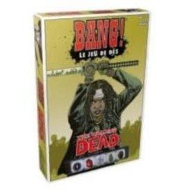 Asmodee Bang!: Le Jeu de Dés: The Walking Dead (FR) (commande spéciale)