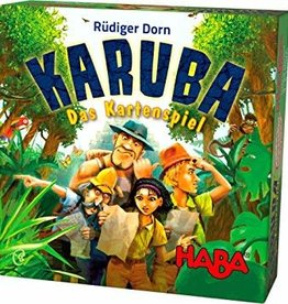 Haba Karuba: The Card Game (ML) (commande spéciale)