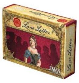 Z-Man Games, Inc. Love Letter: Small Box Edition (EN) (commande spéciale)