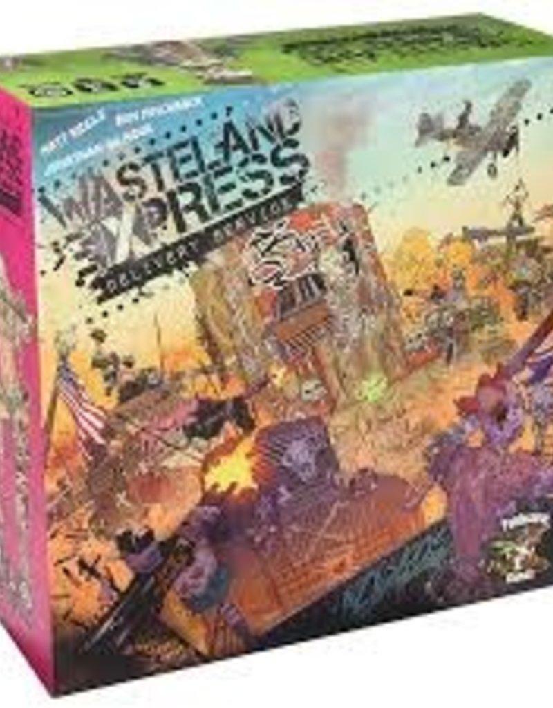 Pandasaurus Wasteland Express (FR) (commande spéciale)