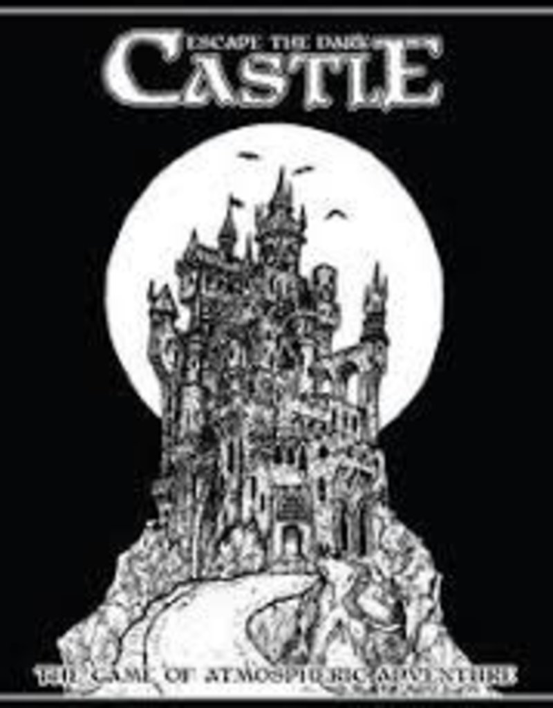 Themeborne Escape The Dark Castle (EN) (commande spéciale)