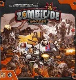 CMON Limited Zombicide: Invader (EN) (commande spéciale)