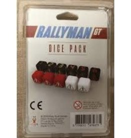 Holy Grail Games Rallyman GT: Ext. Dice Pack (FR)