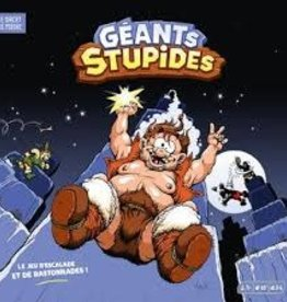 Le Droit de Perdre Géants Stupides (FR) (commande spéciale)