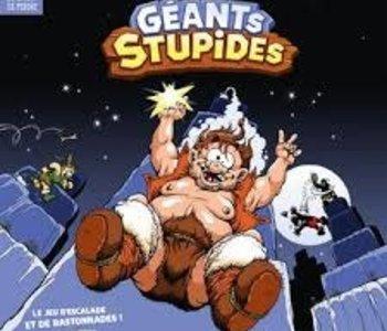 Géants Stupides (FR) (commande spéciale)
