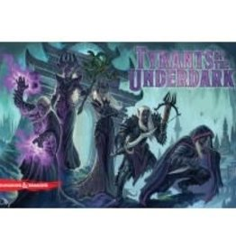 Gale Force Nine Tyrants of the Underdark (EN)