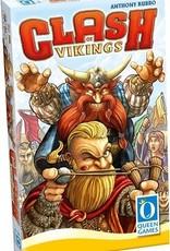 Queen Games Précommande:Clash Of Vikings (EN)