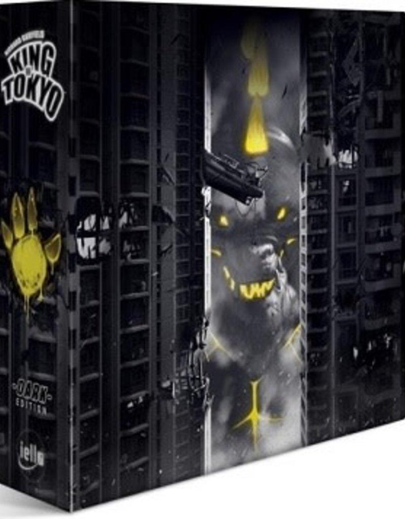 Iello Précommande: King Of Toyo: Dark Edition (EN)