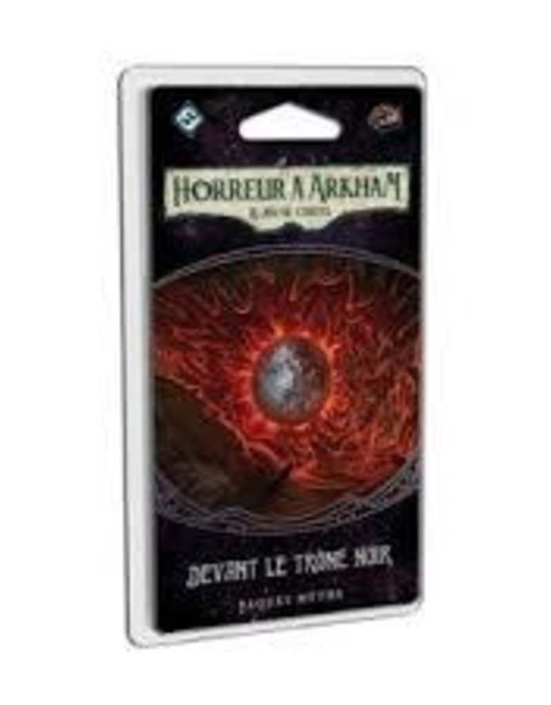 Fantasy Flight Games Arkham Horror LCG: Ext. Before The Black Throne (EN)