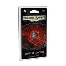 Arkham Horror LCG: Ext. Before The Black Throne (EN)