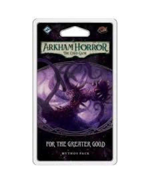 Arkham Horror LCG: Ext. For The Greater Good (EN)