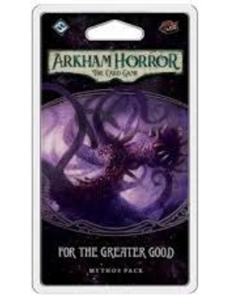 Fantasy Flight Games Arkham Horror LCG: Ext. For The Greater Good (EN)