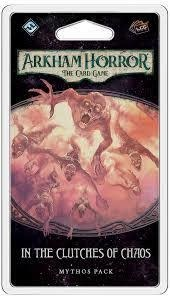 Arkham Horror LCG: Ext. In The Clutches Of Chaos (EN)