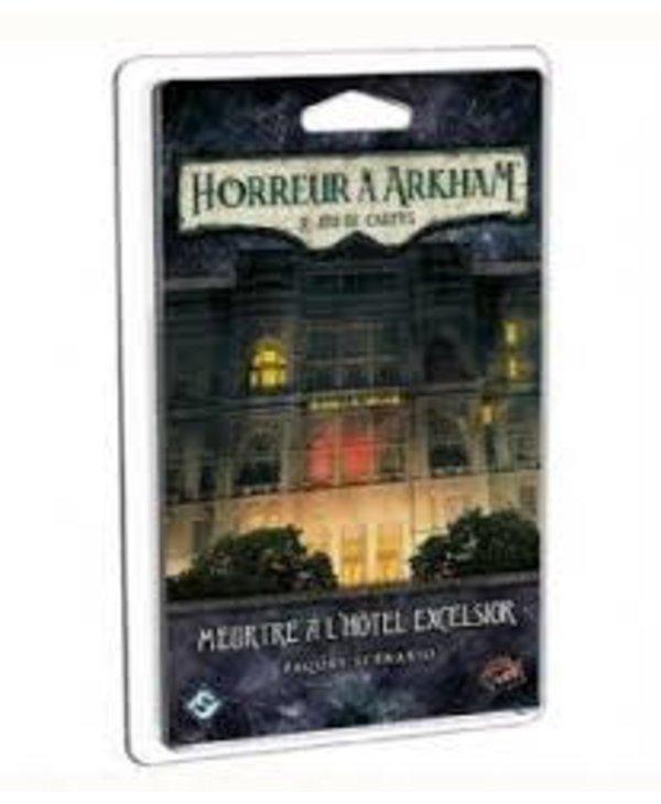 Arkham Horror LCG: Ext. Murder At The Excelsior Hotel (EN)