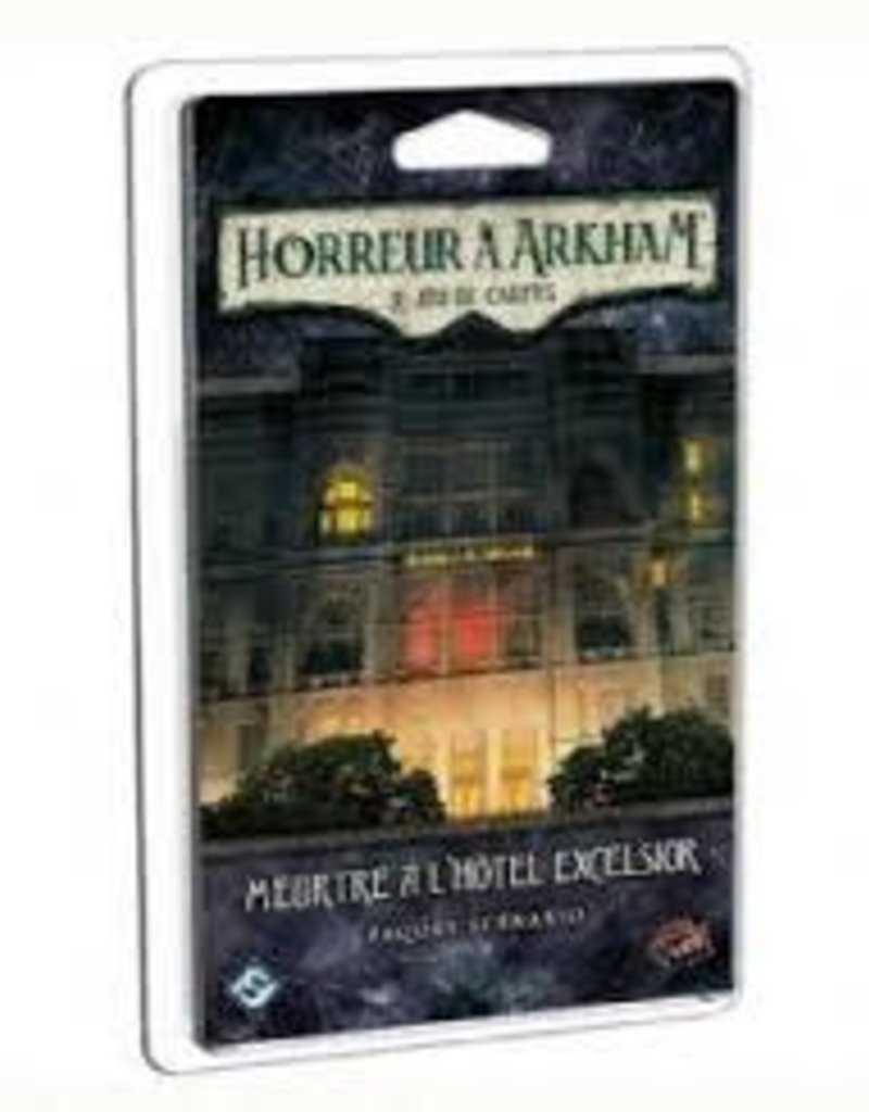 Fantasy Flight Games Arkham Horror LCG: Ext. Murder At The Excelsior Hotel (EN)