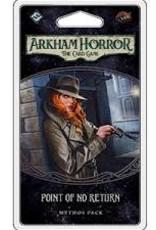 Fantasy Flight Games Arkham Horror LCG: Ext. Point Of No Return (EN)