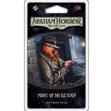Arkham Horror LCG: Ext. Point Of No Return (EN)