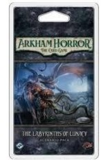 Fantasy Flight Games Arkham Horror LCG: Ext. The Labyrinths Of Lunacy (EN)