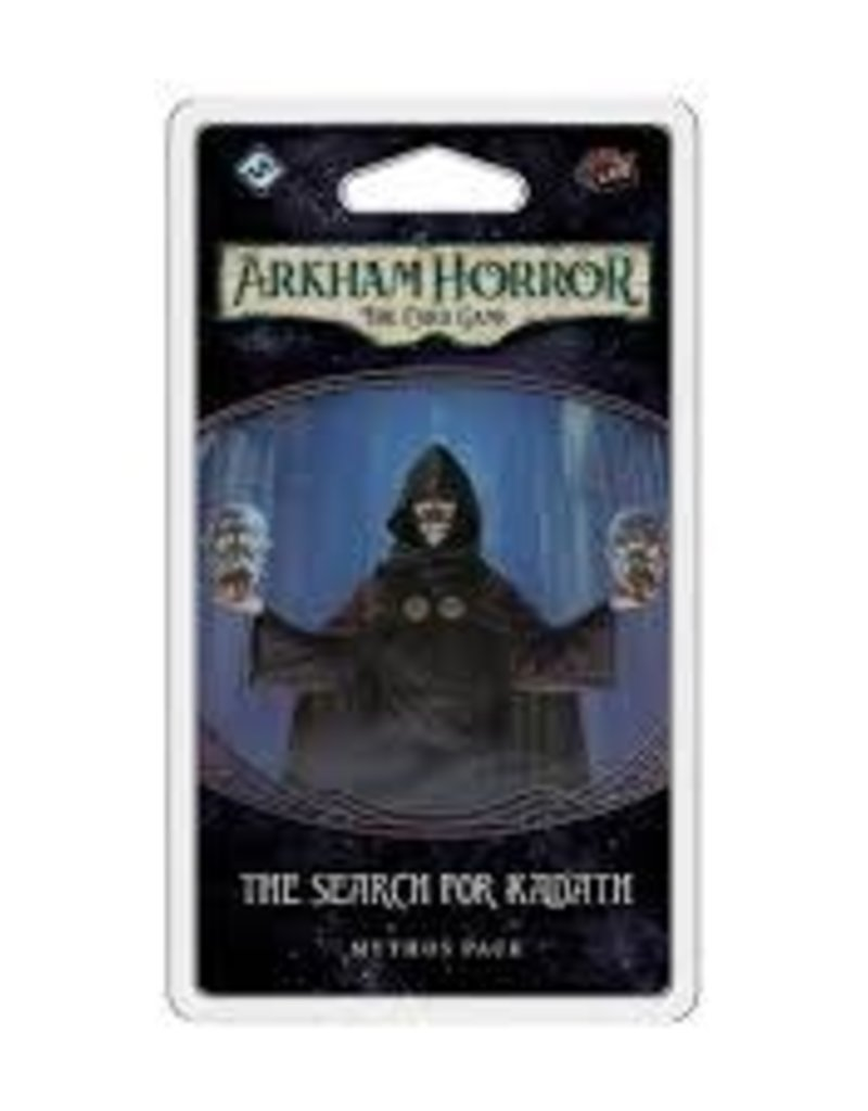 Fantasy Flight Games Arkham Horror LCG: Ext. The Search For Kadath (EN)