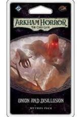Fantasy Flight Games Arkham Horror LCG: Ext. Union And Disillusion (EN)