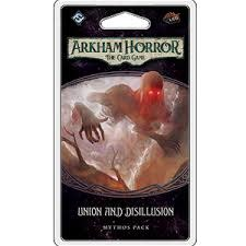 Arkham Horror LCG: Ext. Union And Disillusion (EN)