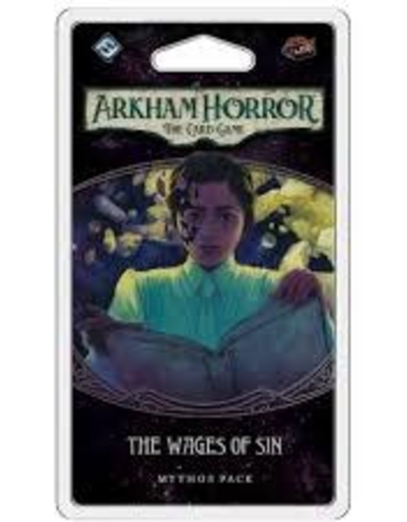 Fantasy Flight Games Arkham Horror LCG: Ext. The Wages Of Sin (EN)