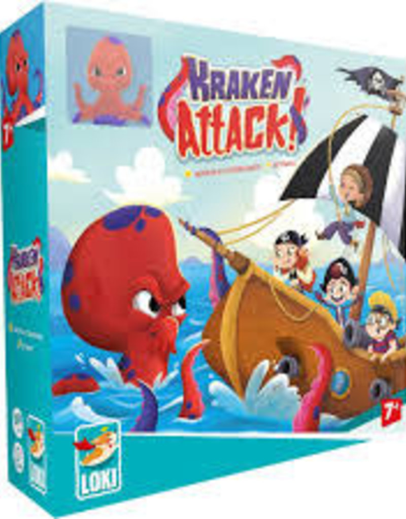 Loki Games Kraken Attack (FR)