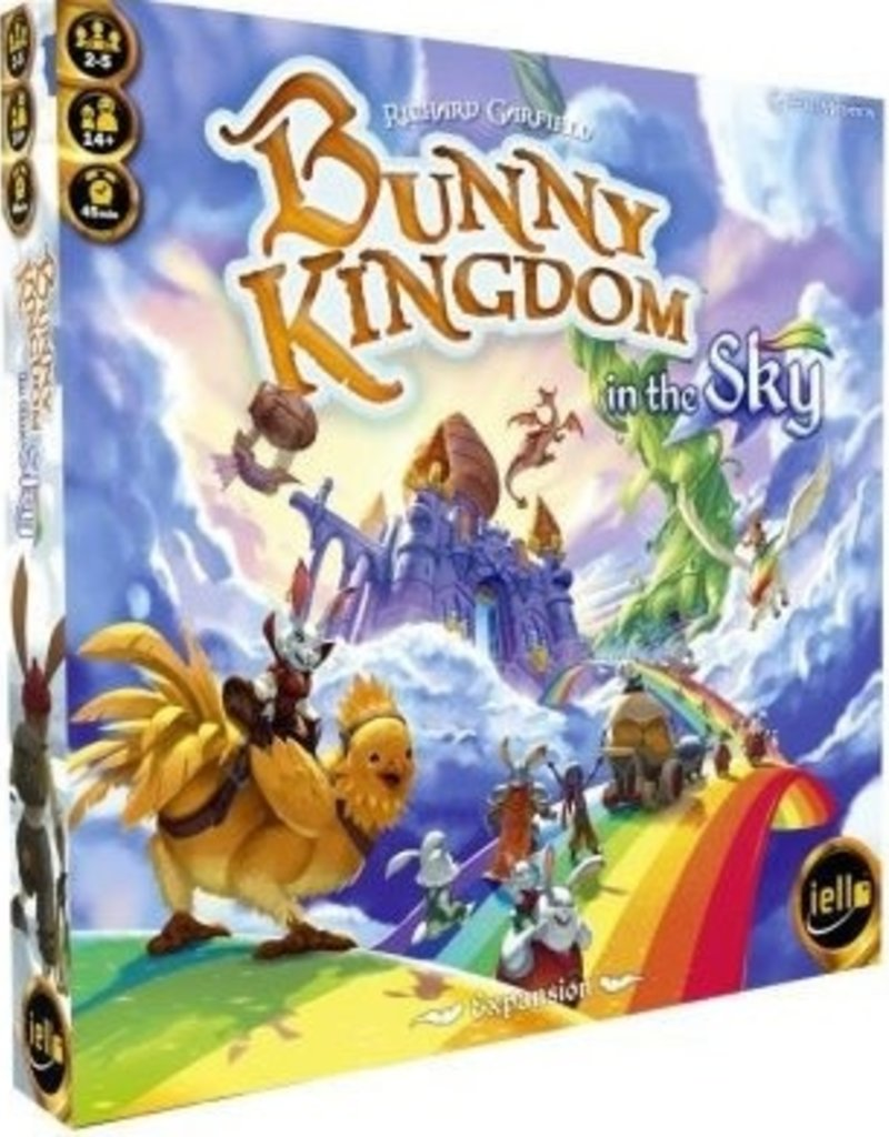 Iello Bunny Kingdom: Ext. In The Sky (EN) (commande spéciale)