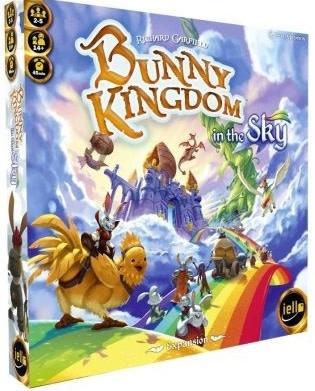 Bunny Kingdom: Ext. In The Sky (EN) (commande spéciale)