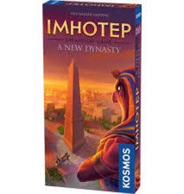 Thames & Kosmos Imhotep: Ext. A New Dysnaty (EN) (commande spéciale)