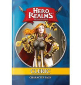 White Wizard Games Hero realms: Cleric Character Pack (EN) (Commande spéciale)