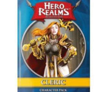 Hero realms: Cleric Character Pack (EN) (Commande spéciale)