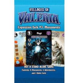 Daily Magic Villages of Valeria: Ext. 2 Monuments (EN) (Commande spéciale)