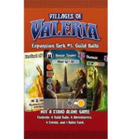 Daily Magic Villages of Valeria: Ext. 1 Guild Halls (EN) (Commande spéciale)