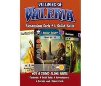 Villages of Valeria: Ext. 1 Guild Halls (EN)