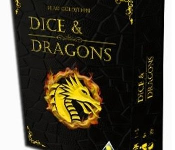 Dice & Dragons (EN) (Commande spéciale)