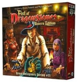 Stronghold Games Fist of Dragonstones: The Tavern Edition (EN) (Commande spéciale)
