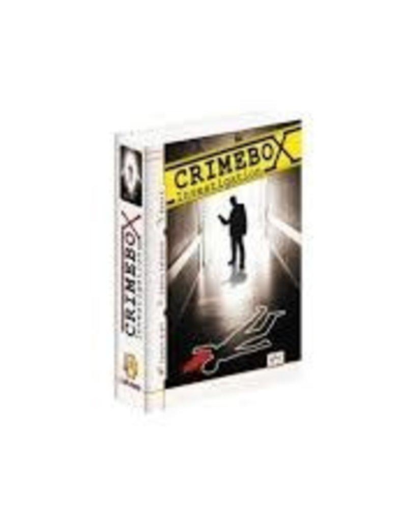 Ludonaute Crimebox Investigation (FR) (Commande spéciale)