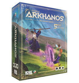 IDW Games The Towers Of Arkhanos: Ext. Silver Lotus Order (ML)