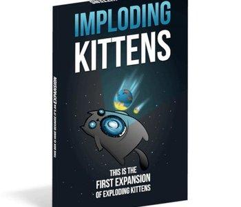 Exploding Kittens: Ext. Imploding Kittens (EN)