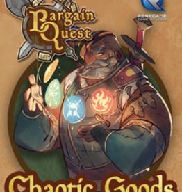 Renegade Game Studios Bargain Quest: Ext. Chaotic Goods (EN)