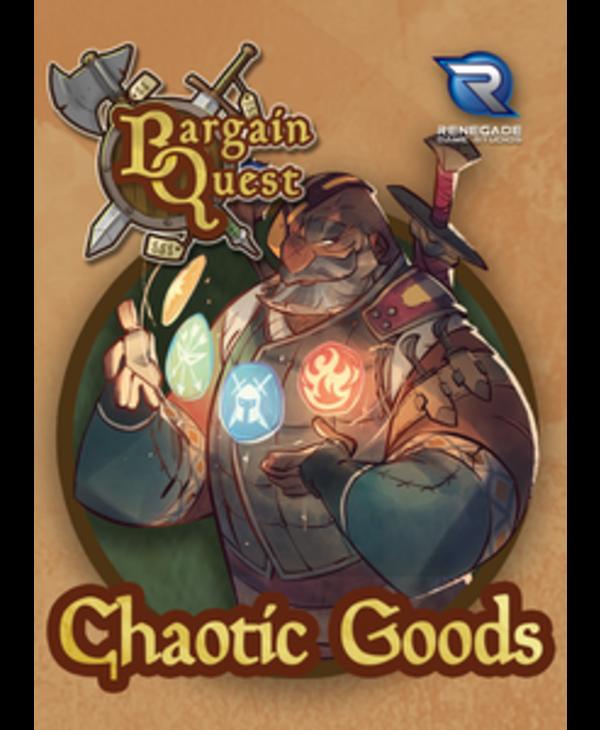 Bargain Quest: Ext. Chaotic Goods (EN)