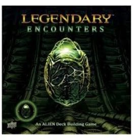 Upper Deck Legendary Encounters: An Alien DBG (EN)