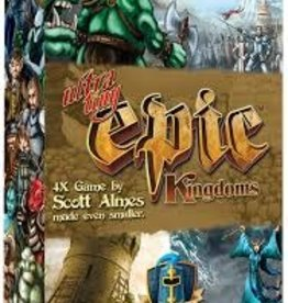 Gamelyn Games Tiny Epic: Kingdoms: Ultra (EN)