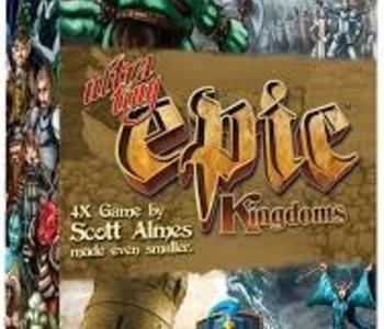 Tiny Epic: Kingdoms: Ultra (EN)
