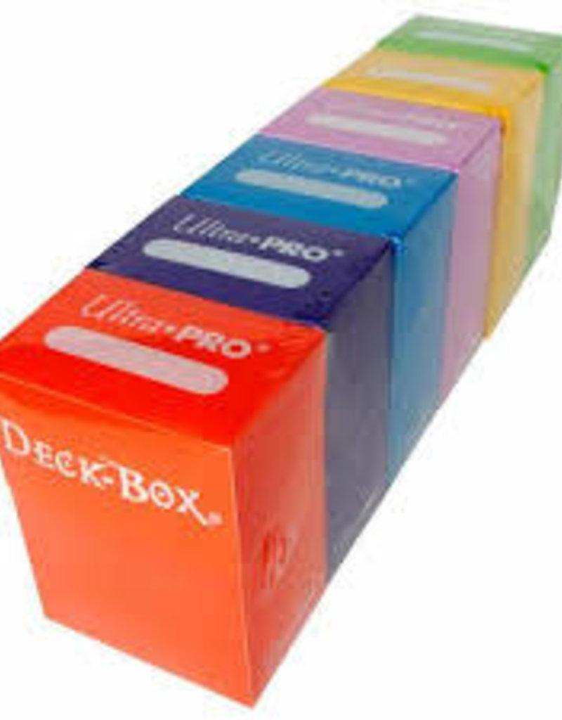 Ultra pro Deck Box: Ultra Pro: 6 Box Bundle